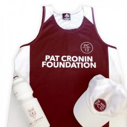 Running pack - Be Wise - Pat Cronin Foundation
