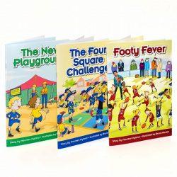 Pat Cronin Foundation - Story Books Bundle
