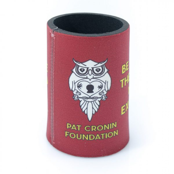 Stubby holder - Pat Cronin Foundation - End the Coward Punch