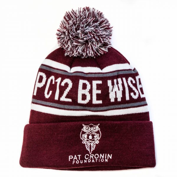 PC12 - Pat Cronin Foundation