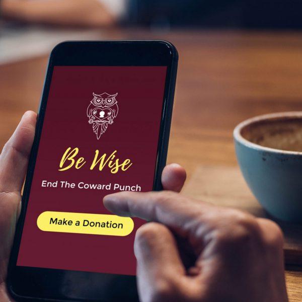 Be Wise App - Pat Cronin Foundation
