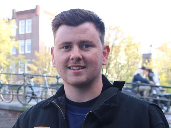 Nick Eggleton – Pat Cronin Foundation Presenter