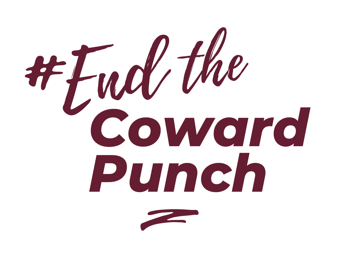 End the Coward Punch - one punch - Pat Cronin Foundation