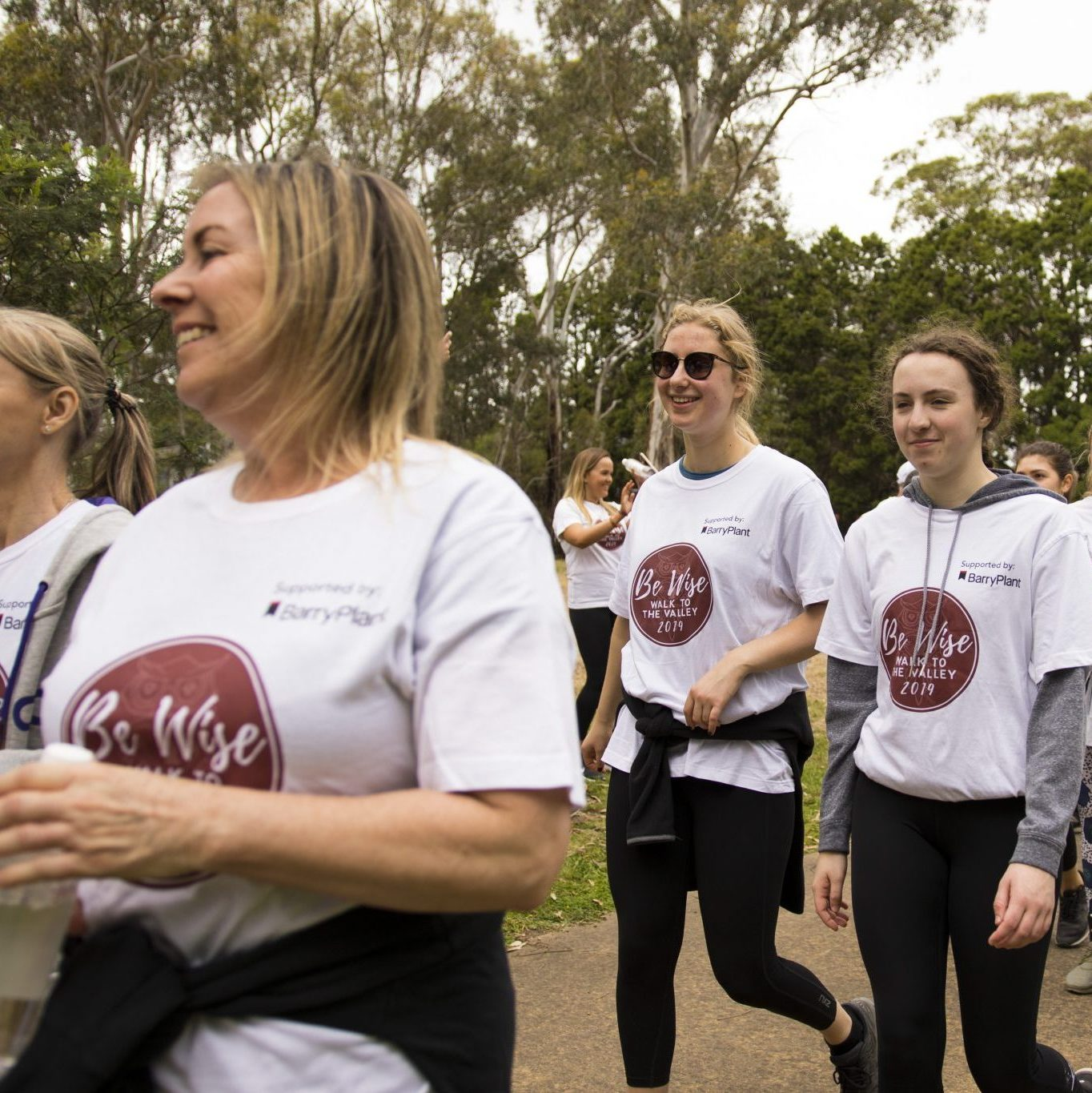 Walk to the Valley - Pat Cronin Foundation