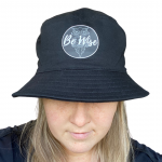 Pat Cronin Foundation - black bucket hat